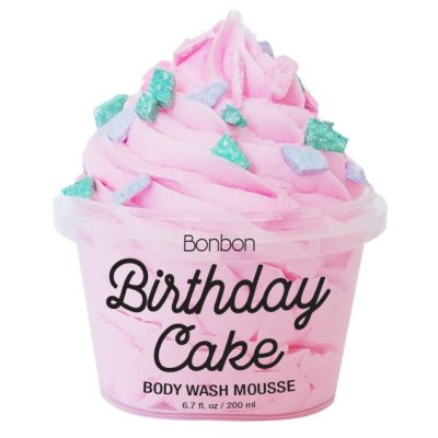 Bonbon Birthday Cake Body Wash